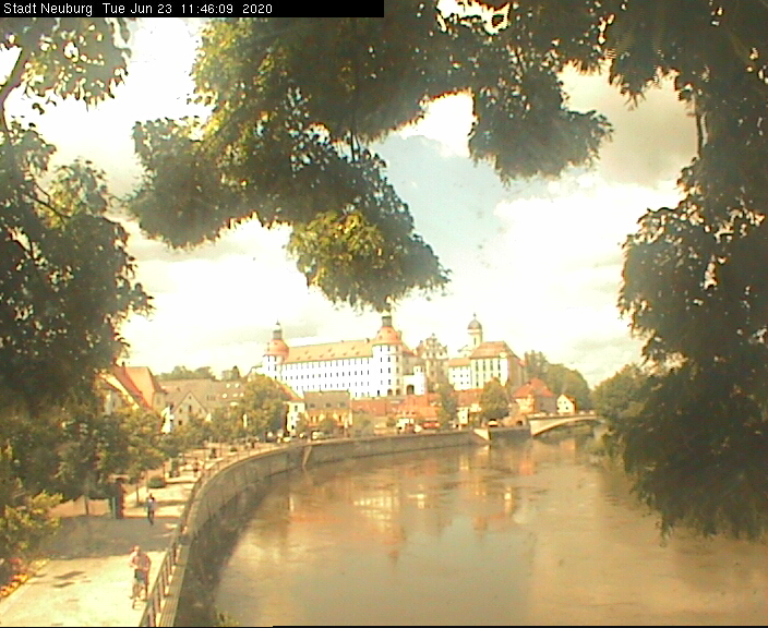 Webcam Donaukai