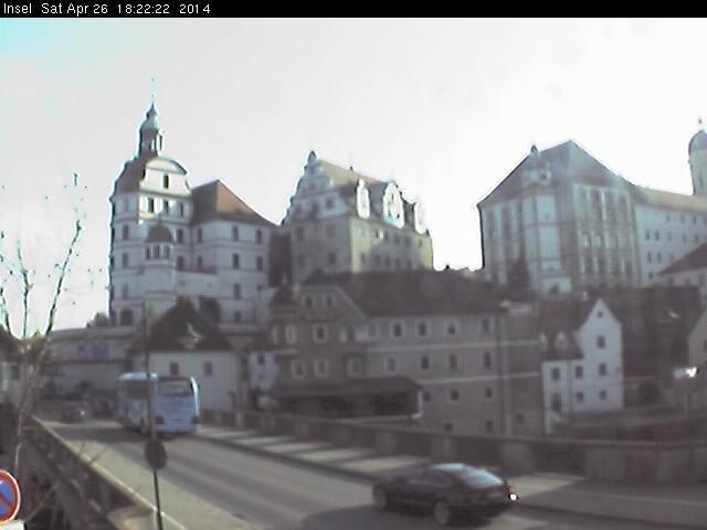 Neuburg an der Donau, Neuburg Castle